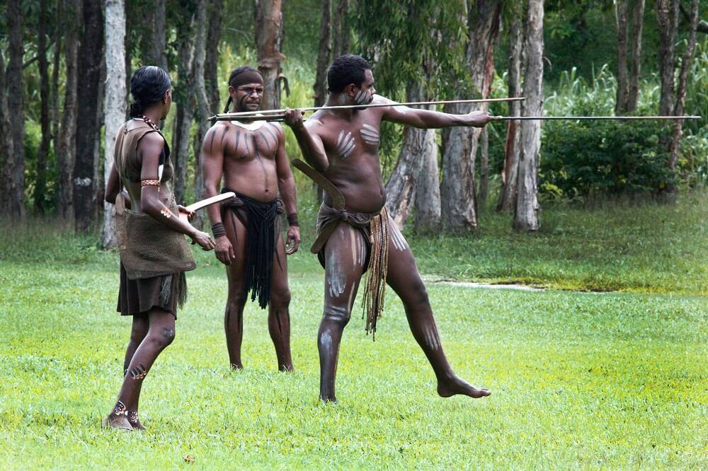 Аборигены Австралии/ © Steve Evans