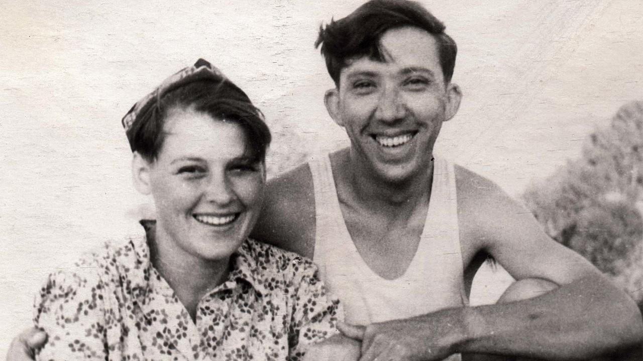 Юрий Никулин с женой