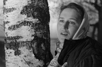 Заслуженная актриса СССР Нонна Мордюкова