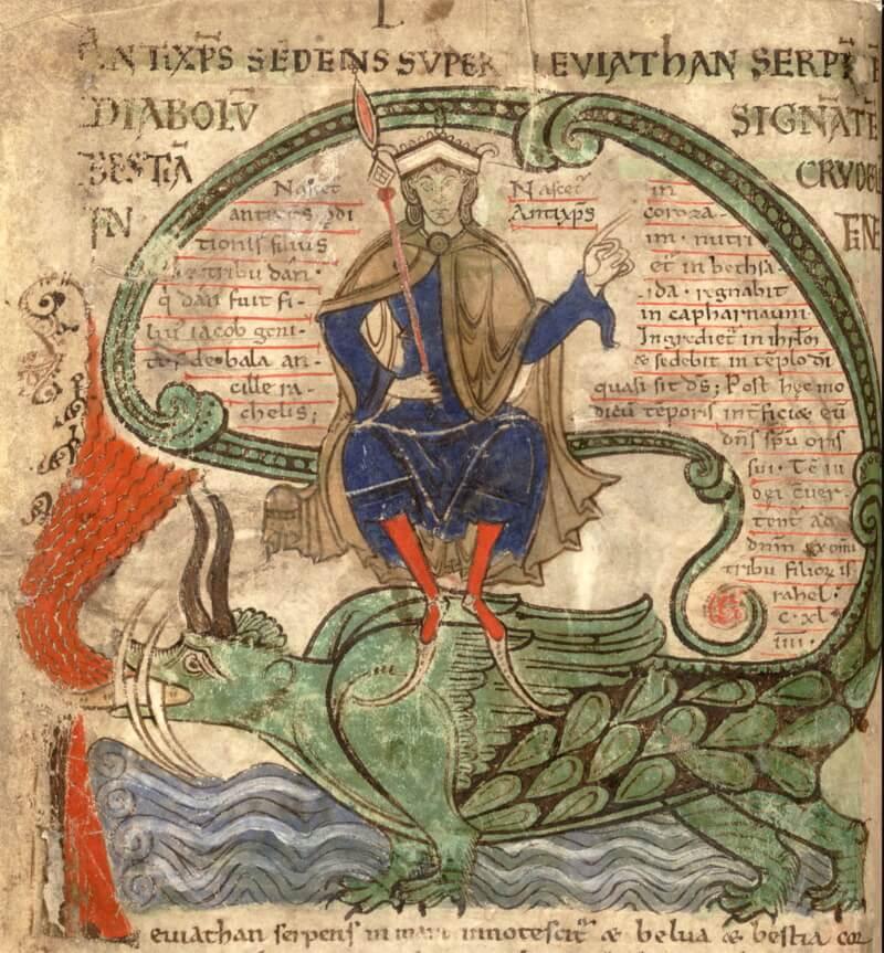Антихрист на Левиафане