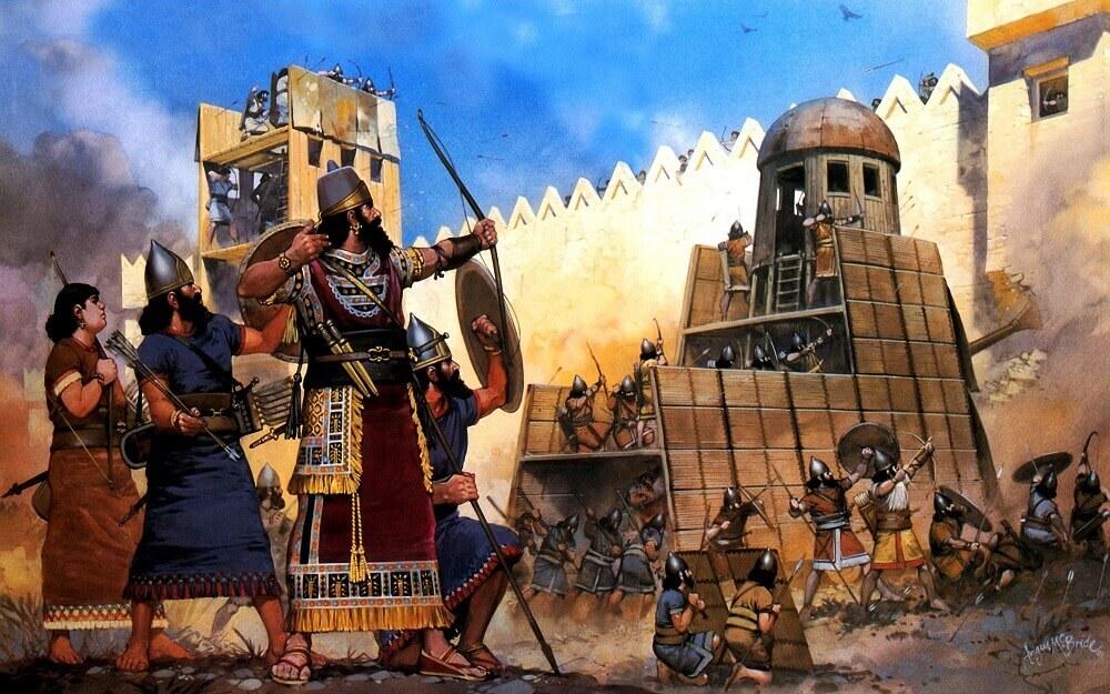 Ассирийцы в древности