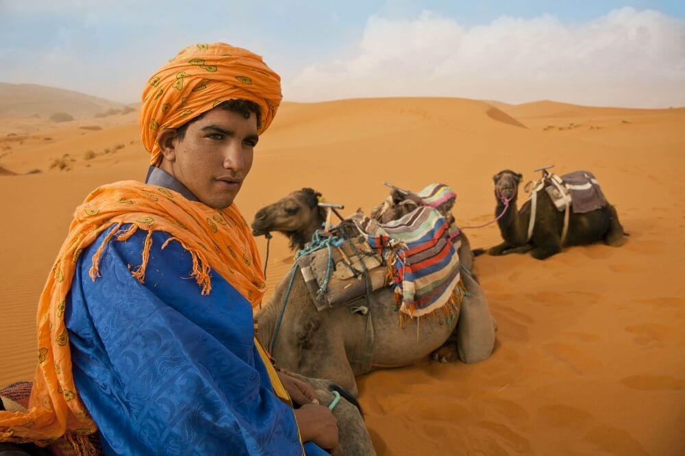 Марокканский Бербер