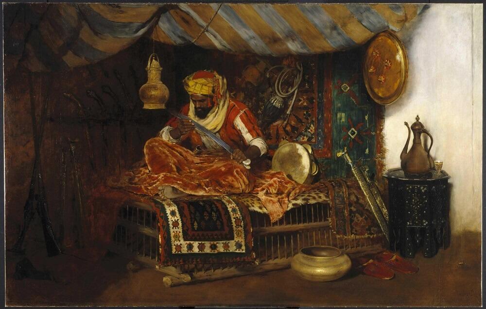 Мавритский воин