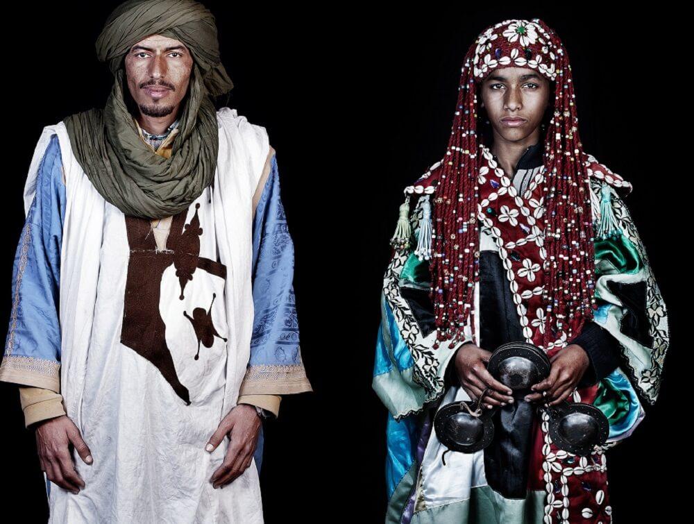 Фото марокканцев / © Лейла Алауи