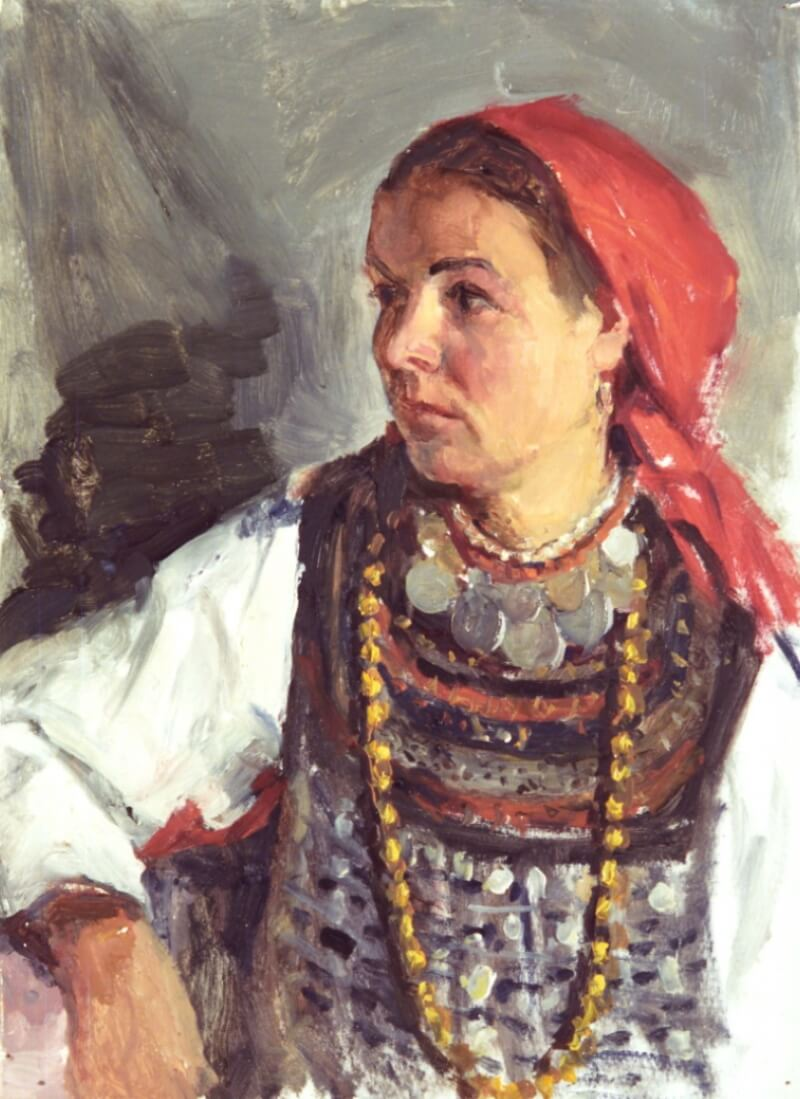 Хрымов Виктор Дмитриевич «Мокшанка»