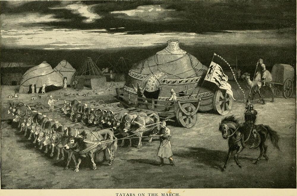 История Марко Поло (1899)