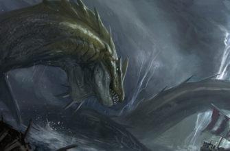 Левиафан — морское чудовище