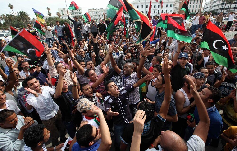 Ливийцы сегодня