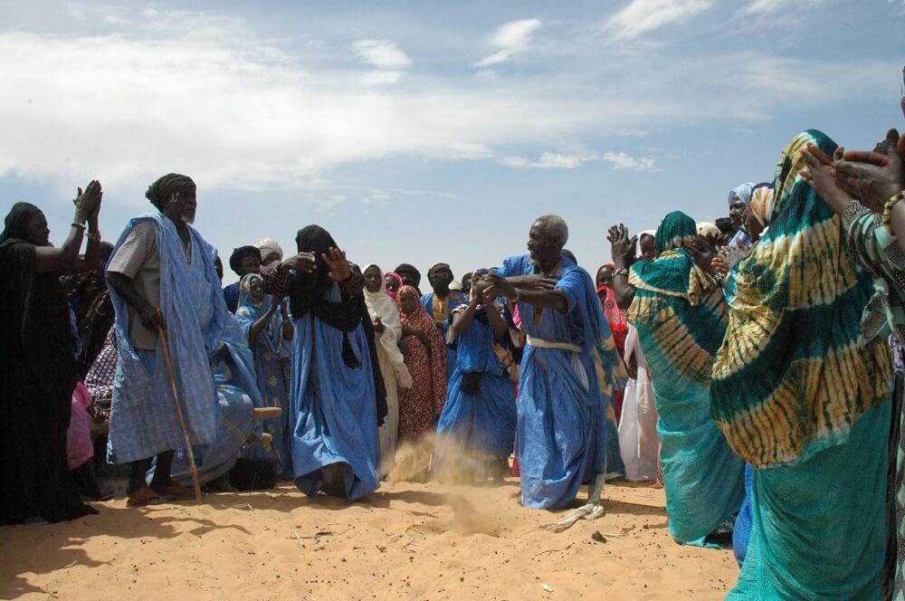 Мавританцы любят танцы