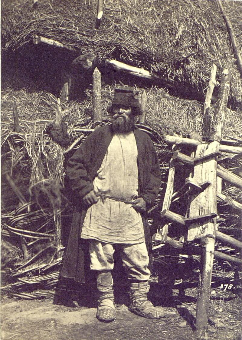 Мордвинский крестьянин