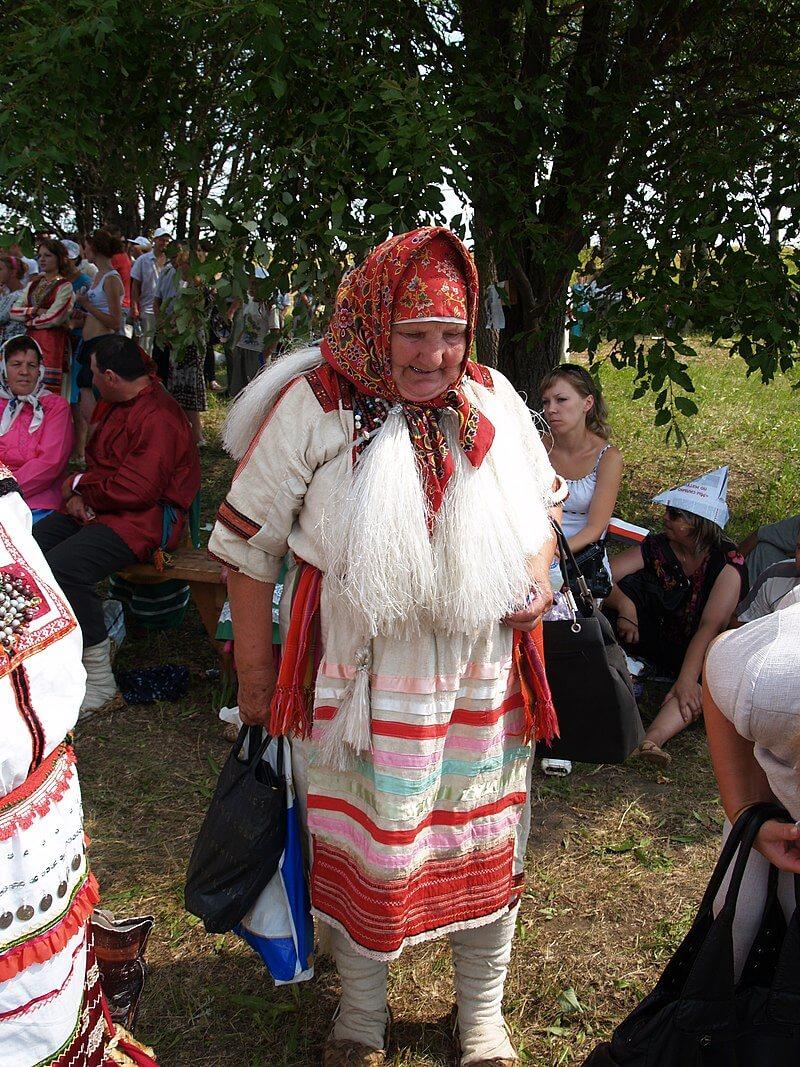 На фестивале эрзянской этинческой культуры Раськень Озкс