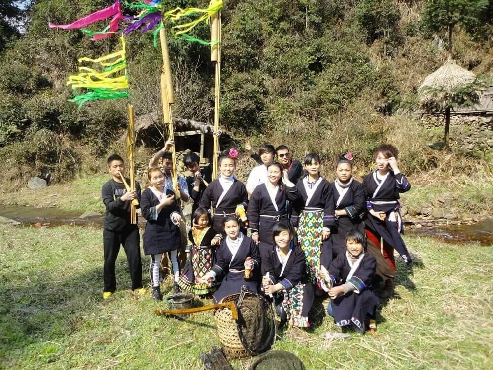 Современные представители народа хань / © Nishuihannnn