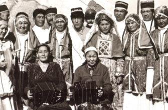Ногайские традиции
