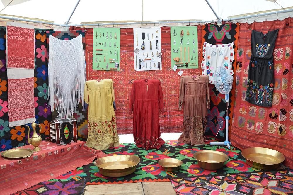 Одежда и утварь татар