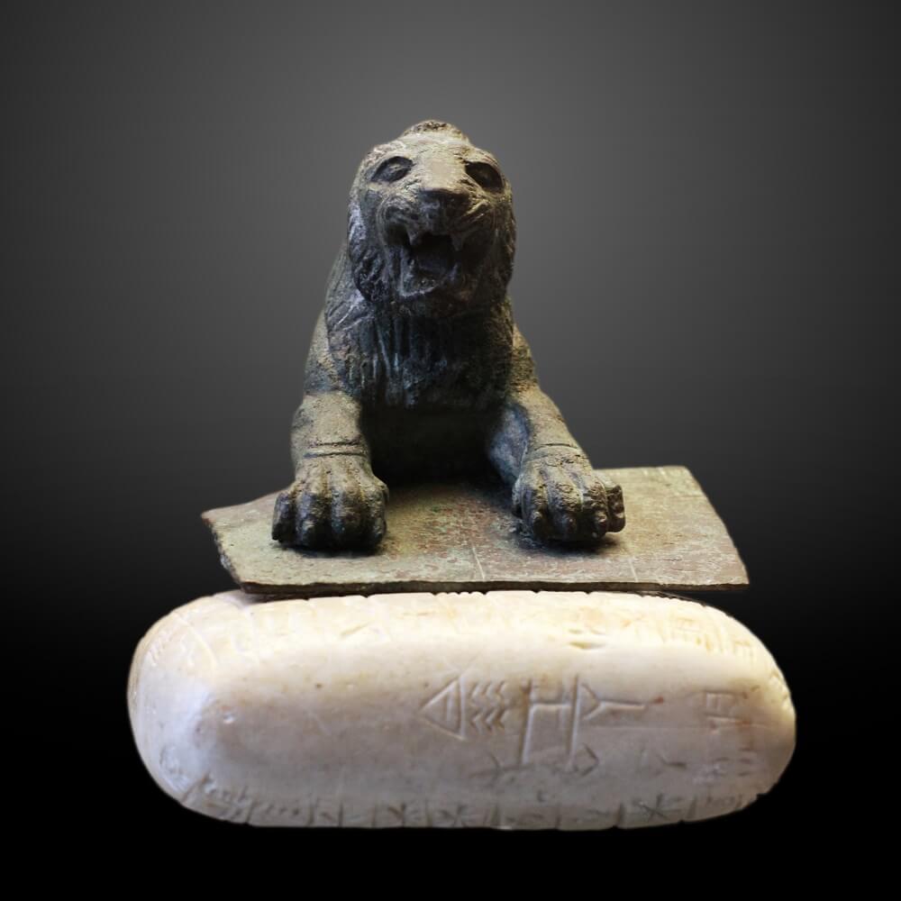Отдел Ближнего Востока в Лувре III тысячелетие до н. э.