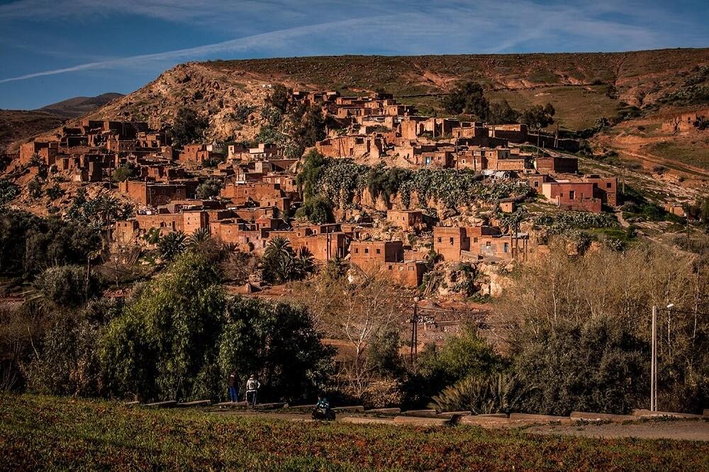 Рис Уэббер Марокко