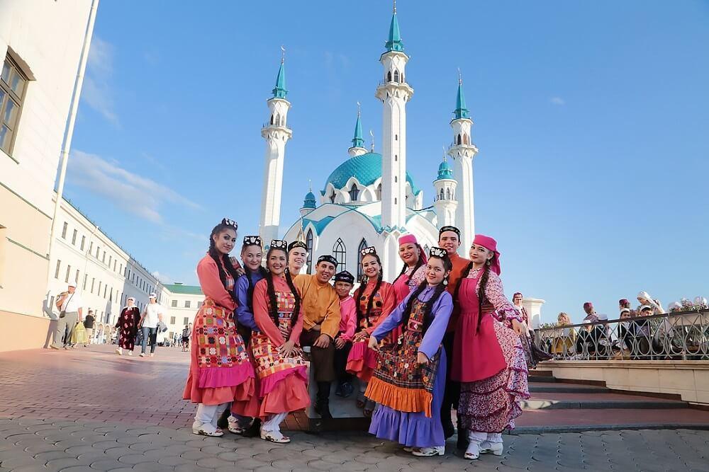 Татары Казань,Татарстан