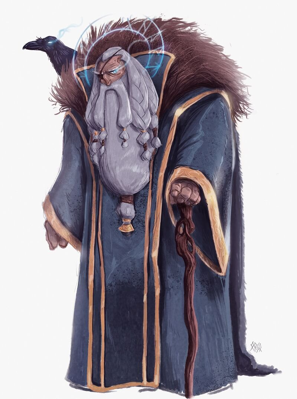 Один Старец