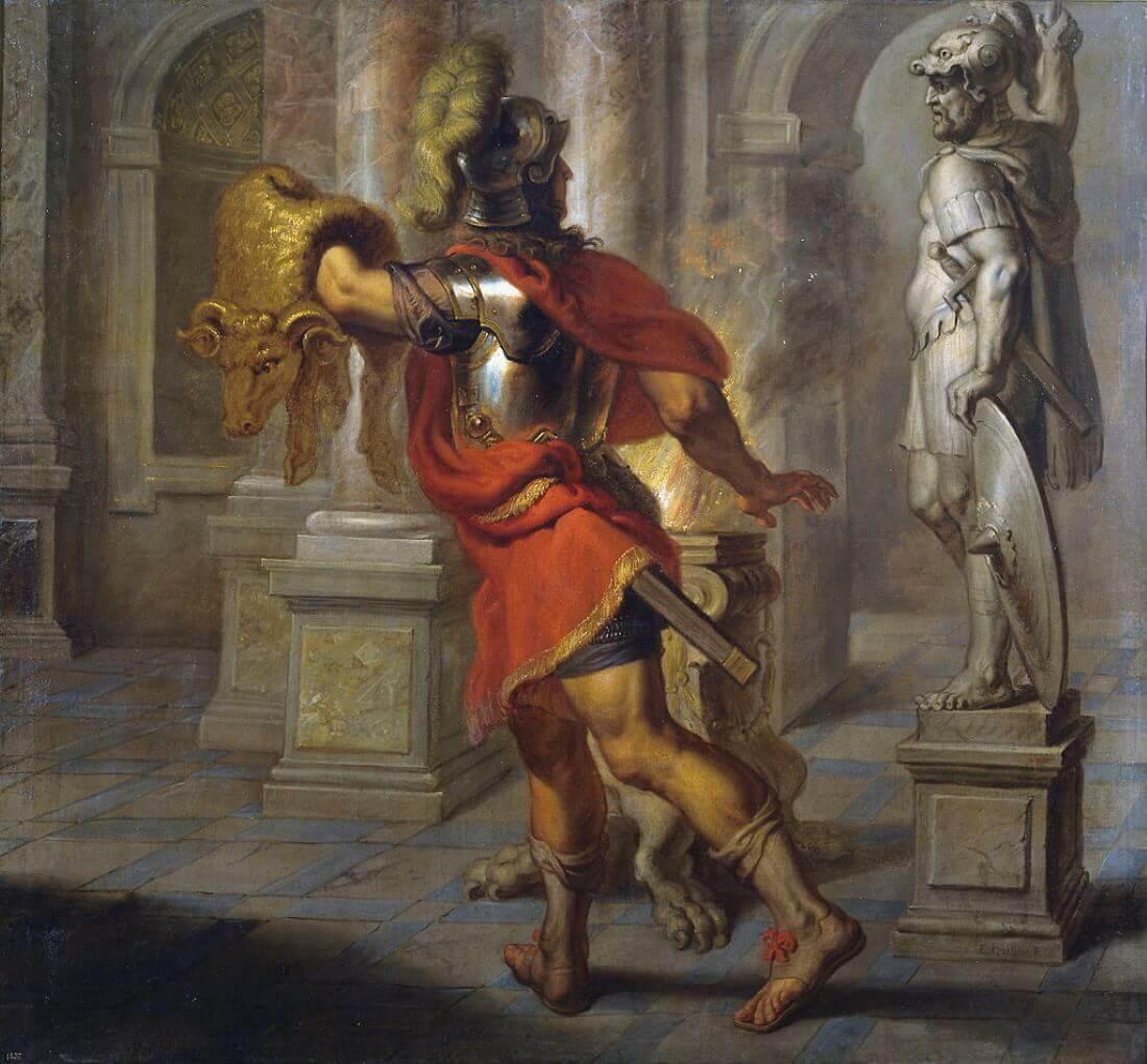 Эразмус Квеллинус II «Ясон с золотым руном», 1630 год