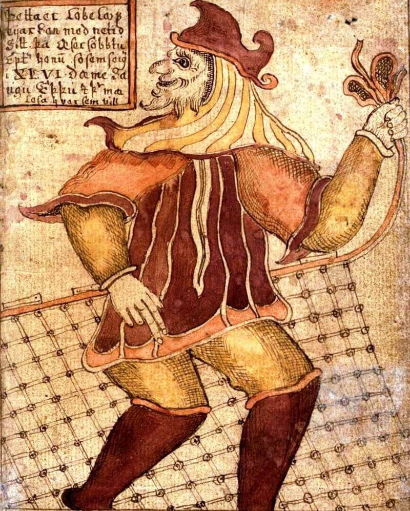 Локи — бог хитрости и обмана