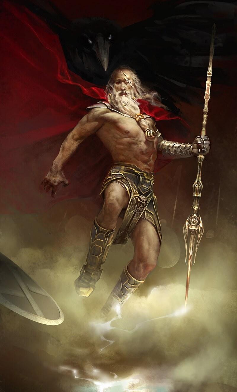 Один бог воинов