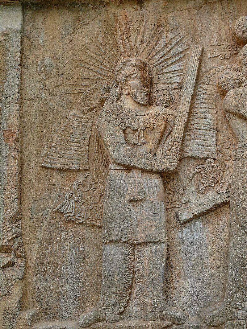 Митра — бог дружбы, согласия, договора