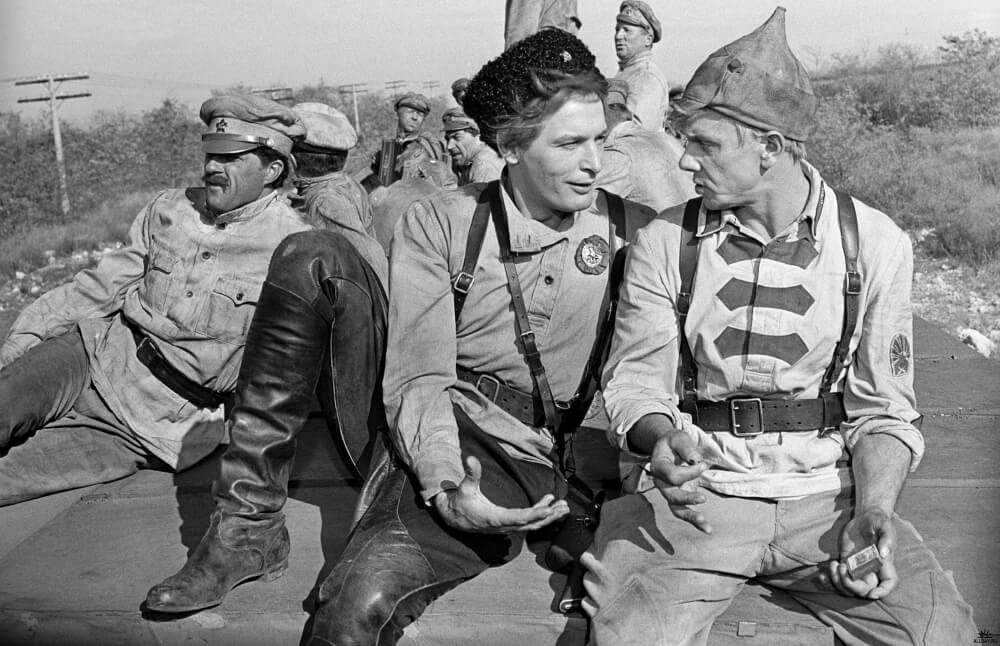 «Офицеры» признан самым мужским фильмом