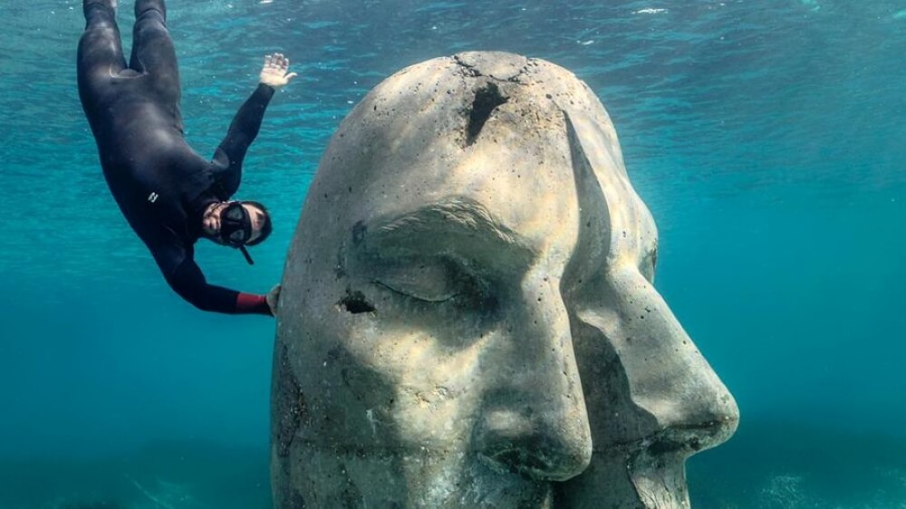 В Каннах открылся новый подводный музей