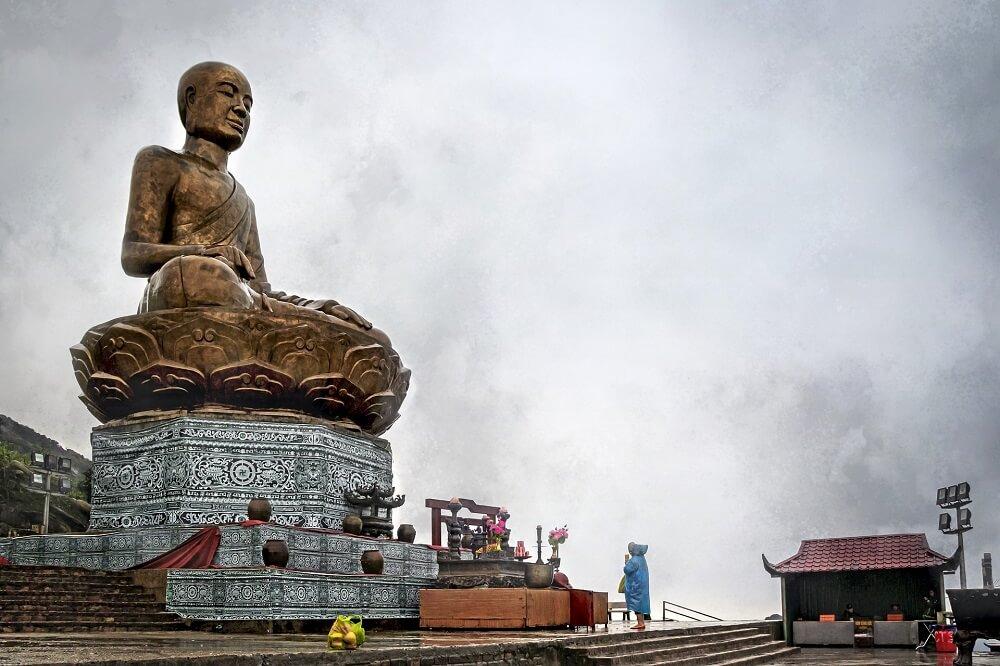 Вьетнамцы в основном будисты поэтому в стране много статуй будийской тематики Văn Long Bùi с сайта Pixabay