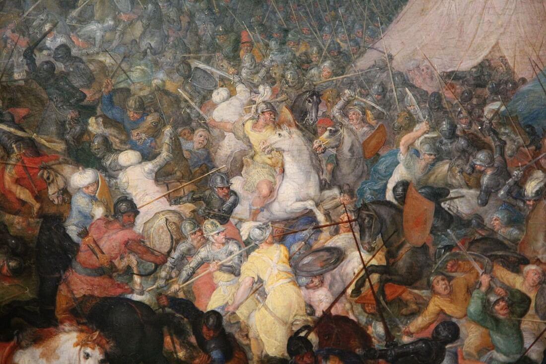 Персы - покорители Азии с легендарным царевичем-пастухом