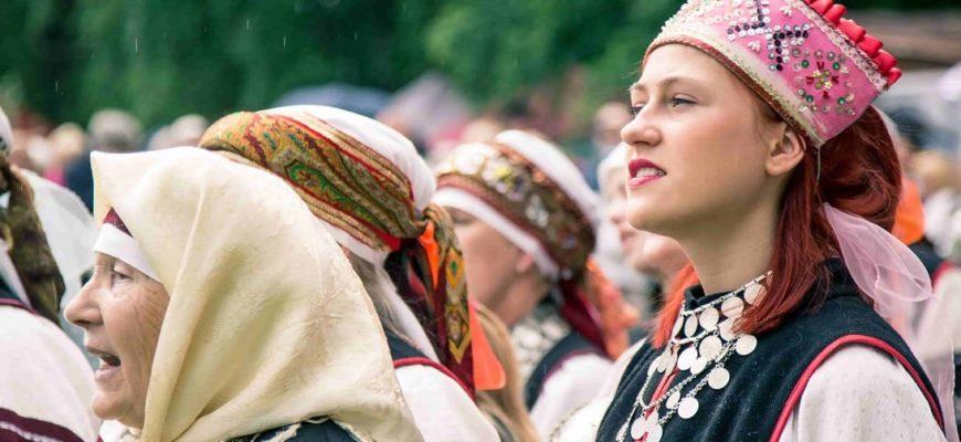 Традиции эстонцев