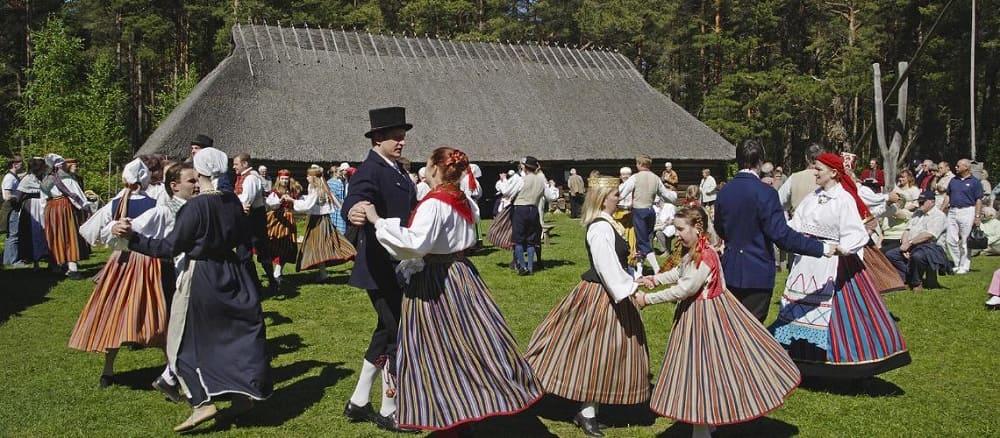 Эстонский танец / © Тоомас Тууль