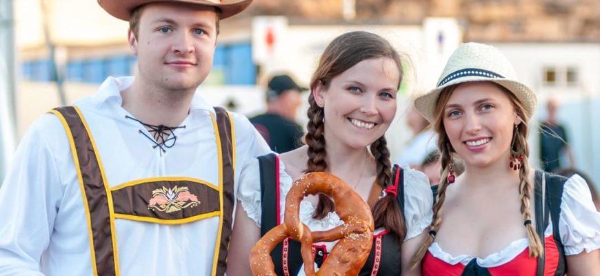 Немцы народ германии