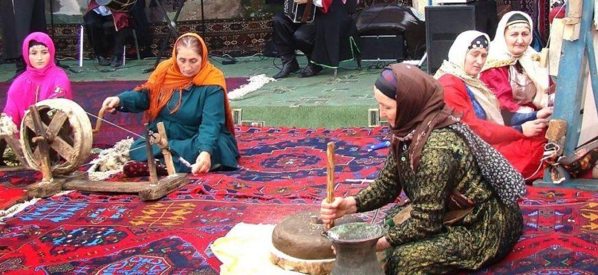 Традиции табасаранцев