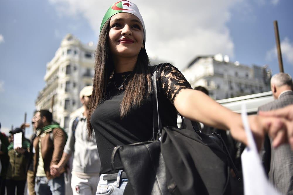 Современная алжирка