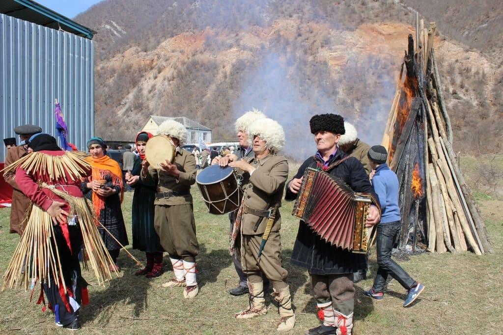 Табасаранцы отмечают праздник весны / riadagestan.ru