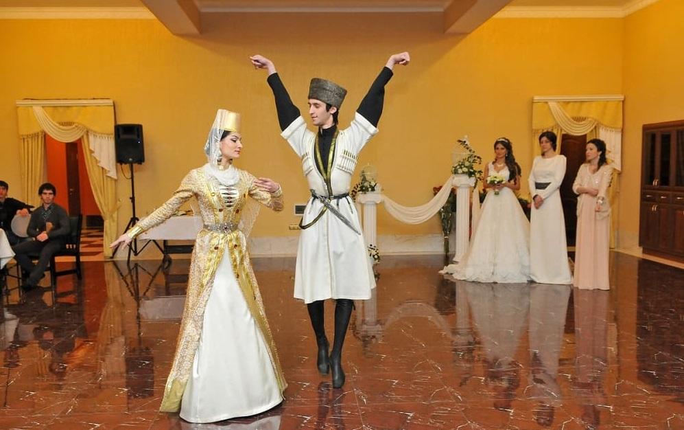 Традиции Черкеской свадьбы / svadba.pro