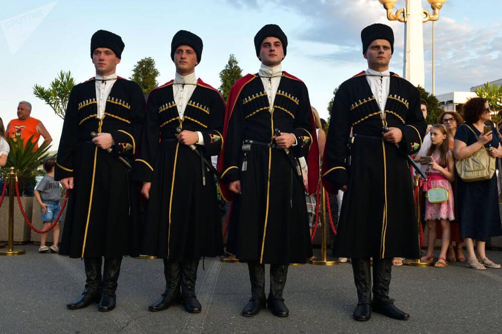 Абхазский костюм