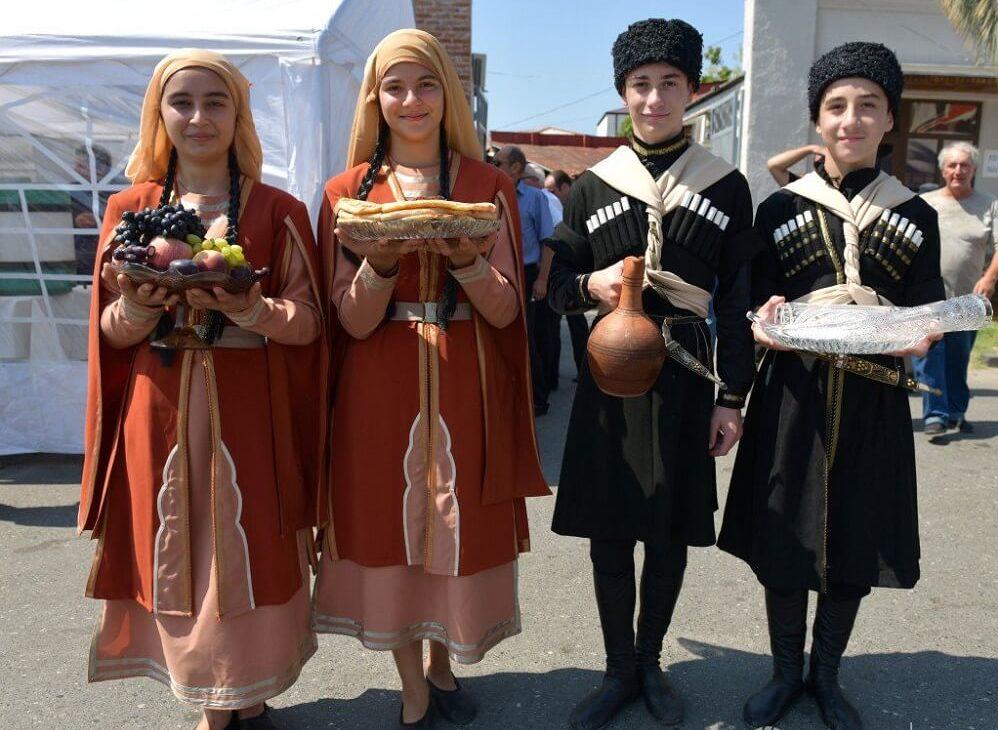 Абхазцы