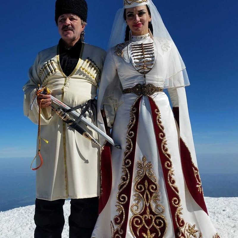 Балкарская свадьба gorets-media.ru