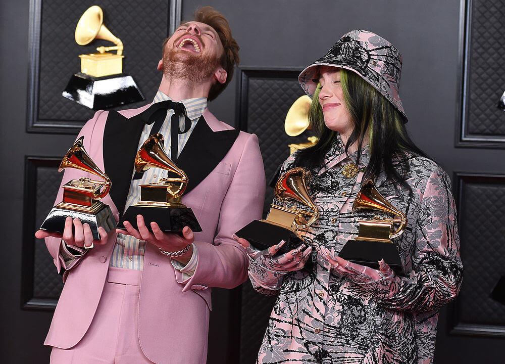 Билли Айлиш получила главную награду в номинации «Запись года» и еще 4 статуэтки