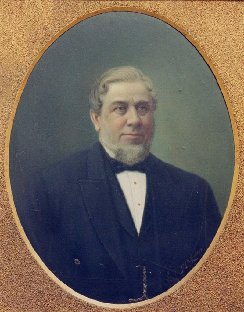 Джон Юз 1894 год