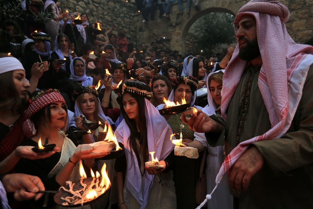 Езиды свято чтут традиции