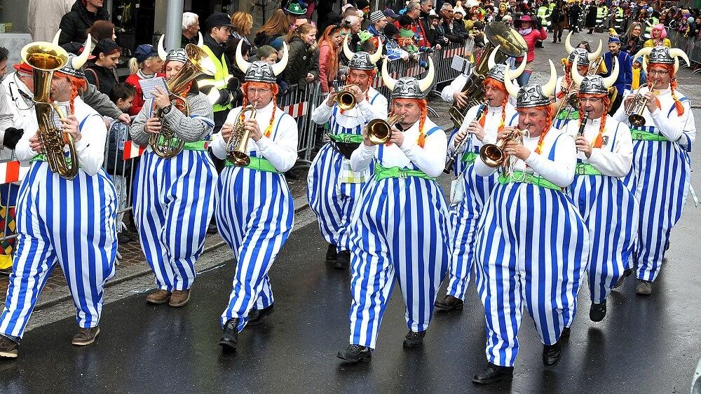 Фашинг баварский карнавал kaernten.at