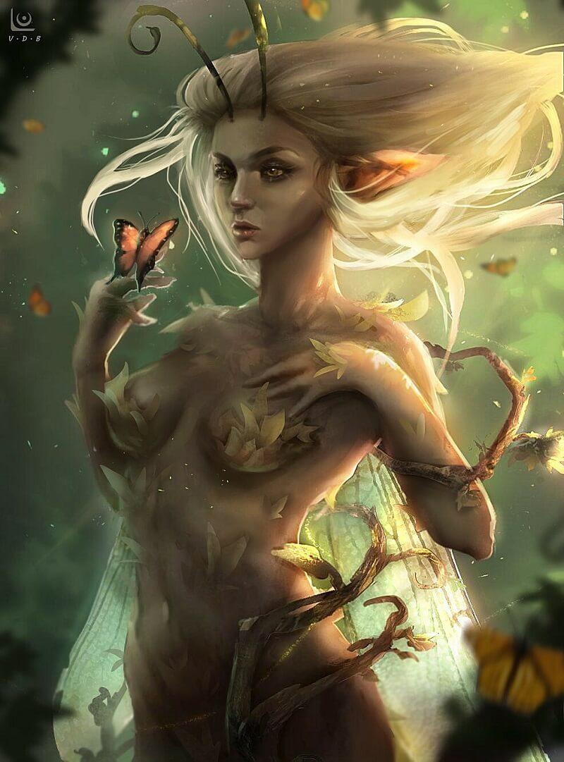 Волшебница Фейри