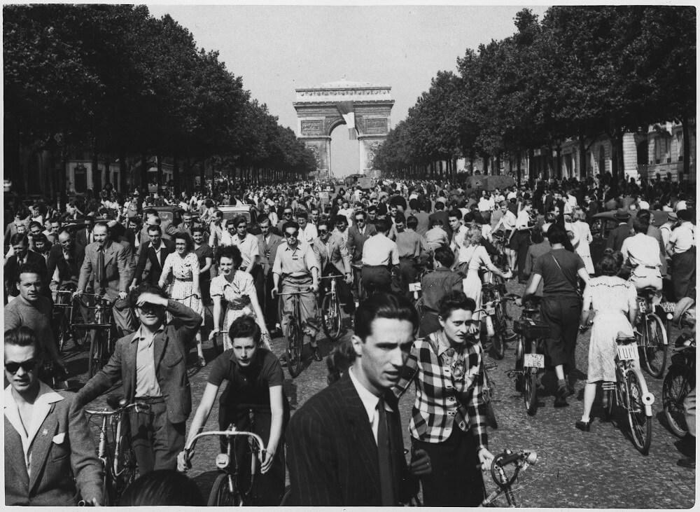 Французы в Париже