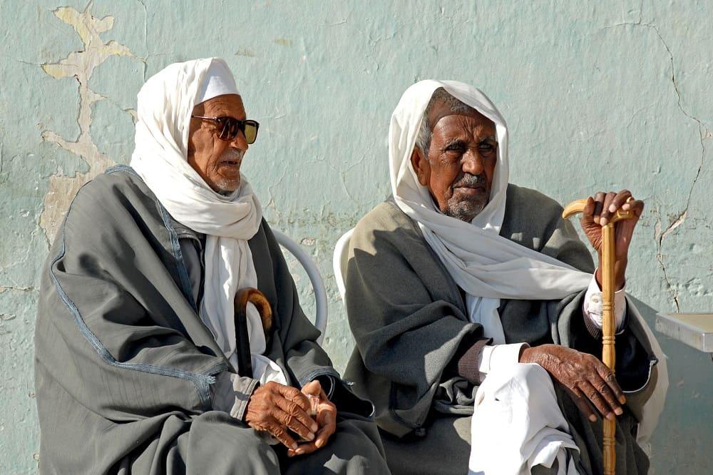Тунисские мужчины /© Herbert Bieser / Pixabay