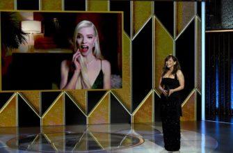 «Ход королевы» получил «Золотой глобус» за лучший ТВ-фильм, а Аня Тейлор-Джой — личный «Золотой глобус» как лучшая актриса.