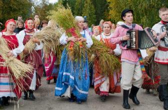 Карельский праздник чаша Укко