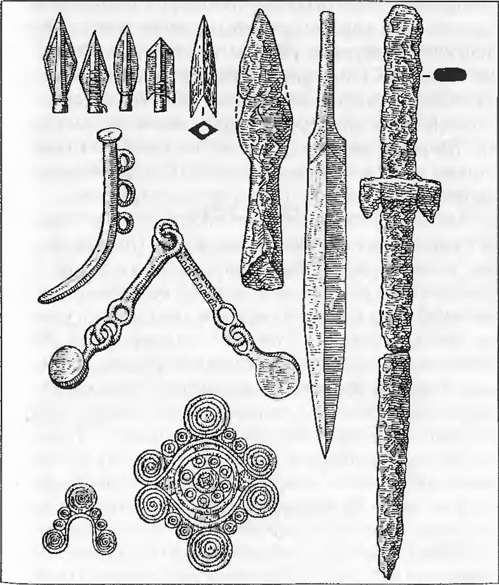 Киммерийские орудия